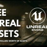 HOW TO FIND FREE UNREAL ENGINE ASSETS