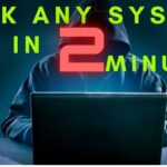 HOW TO HACK ANY WINDOWS COMPUTER ? IN JUST 2 MINUTES VERY PRIVATE TOOL