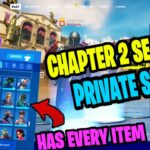 How To Get A Fortnite DEV ACCOUNT (PRIVATE SERVER) + Account Showcase