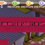 How To Get Unlimited Of Resources in Sims Freeplay (5.57.2)