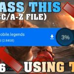 How to Bypass Downloading Resources in ML 2021 ABC File – Paquito Patch 1.5.46 Mobile Legends