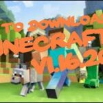 How to download Minecraft Version 1.16.201 free