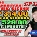 KUMITA AKO NG ₱314 IN JUST 30 SECONDS AT ₱529 IN JUST 1 MINUTE Earn FREE BCH UNLI GCASH
