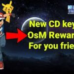 New CD key for monster of glory and monster honor fight