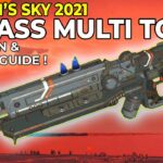 No Mans Sky 2021 – 24 Slot S Class Multitool with Blue Crystals – How to Guide Euclid