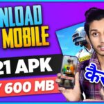 PUBG MOBILE full Apk Only 600 Mb • PUBG MOBILE APK DOWNLOAD how to PUBG MOBILE download