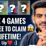 These 4 Games Are Free Now For Lifetime😱 – YTSG❣️