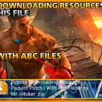 BYPASS DOWNLOADING RESOURCES USING THIS FILE WITH ABC FILES PAQUITO PATCH