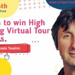 Learn to win High paying Virtual Tour clients : Live Interview with Paolo Tosolini