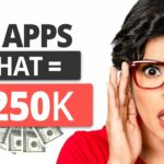 7 APPS I Use To Earn Income Online On AUTOPILOT (250K with My Online Business)