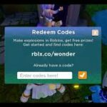 ALL Mansion of Wonder Build It, Play It FREE ITEM CODES (check desc)