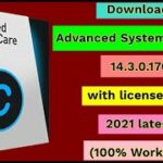 Advanced SystemCare Pro Version 14.3.0.170 License Key 2021- latest Version (100 Working)