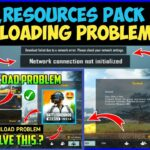 🇮🇳 Battlegrounds Mobile India Resources , Map Not Download , Download Failed Due To Network Error