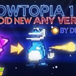 Growtopia New 1 Hit Exploit Work AndroidIosPc For V3.63+