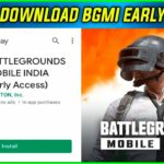 HOW TO DOWNLOAD BGMI EARLY ACCESS I HOW TO INSTALL BGMI EARLY ACCESS