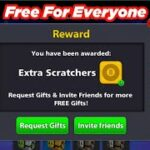 HOW TO GET FREE SCRATCHERS IN 8 BALL POOL FREE REWARD FOR ALL CLAIM NOW