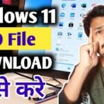 How to Download Windows 11 Original ISO file👌Windows 11 Kaise Download Kare