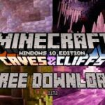 How to download Minecraft Windows 10 Edition 1.17.2 Multiplayer by Computer Tech