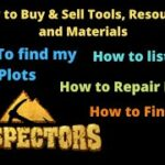 How to find a jobs in Prospecters Game Buy or Sale materials,tools,resources in prospecters games