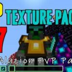 How to get PvP Texture Pack in Minecraft 1.17 -download install Aluzion PvP Pack 1.17 (on Windows)