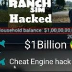 How to hack Ranch Simulator hack cheat engine hack trick how to increase money in ranch simulator