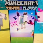MINECRAFT 1.17 IS OUT NOW + A QUICK OVERVIEW