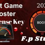 Smart Game Booster 5.2 License Key 2021 Latest Update