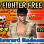 Street Fighter Collaboration Free items For Free FireMVS youtuber Garena Free Fire Telugu