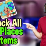 Toca Life World Hack and Free Secrets – How to Get ALL PLACES and items in Toca Life World 2021