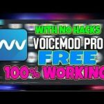 Voicemod Pro 2.6.0.7 Crack With License Key (2021) Latest Download