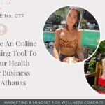 077: How To Use An Online Meal Planning Tool To Grow Your Health Coaching Business