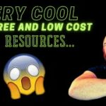 2 very cool free and low cost resources…