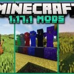 20 Mods for Minecraft 1.17.1 You Can Play Right Now