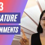 3 Assignments for Your Literature Class Teaching Literature Courses