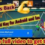 Cheto key latest version for Andriod and IOS Download Cheto Hack for 8 ball pool New mod 4.3.5 now