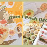 How I Pack Shop Orders ✿ Shipping Supplies Making New Decals