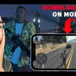 How To Download GTA 5 For Free iOS and Android – PLAY GTA 5 on iOSAndroid (NO PC)