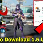 How to Download 1.5 Update BGMI Get 1.5 Update On Play Store BGMI Direct Download