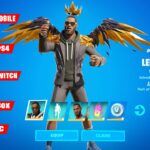 How to Get Lebron James in Mobile , PS4 , Nintendo Switch, Playstation 5 , Xbox Console in Fortnite