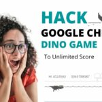 How to Hack Google Chrome Dino Game on PC – (For Unlimited Score)