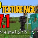 How to get PvP Texture Pack in Minecraft 1.17.1 – download install Minimalistic PvP Pack 1.17.1