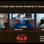 Pax Online East 2021: Can We Finally Admit Games Should be in Classrooms?