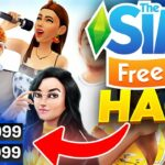 The Sims FreePlay HACKMOD 9999999 Everything iOS iPhone + Android APK 2021 Mod Install