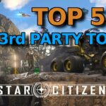 Top 5 3rd party tools for Star Citizen