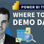Where To Get Demo Data For Example Reports And Power BI Applications