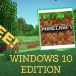 50 subscriber special. How to get Minecraft Windows 10 Edition Free (With Multiplayer Server)