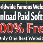 DOWNLOAD 100 FREE, PAID Software From This Website Download Free All Paid PC Softwares FREE