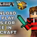 HOW TO DOWNLOAD AND PLAY MODS FOR FREE IN MINECRAFT MINECRAFT THE KID GAMER