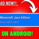How to Download Minecraft Java Edition On Android😱 Play Minecraft Java Edition In Mobile