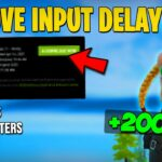 How to Get 0 Input Delay in Fortnite Season 7 🔧 (Remove Input Lag Boost FPS)